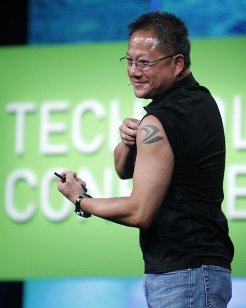 Jen-Hsun Huang pode ser o substituto de Steve Jobs na presidência da Apple