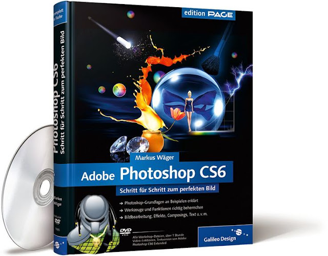 Phần mềm Photoshop CS6 Portable