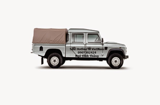 Land Rover Defender 130 Double Cab HCPU