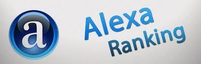 alexa rangking