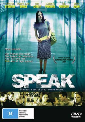depression in the book speak Get an answer for 'what are some examples of depression in the book speak by laurie halse anderson' and find homework help for other speak questions at enotes.