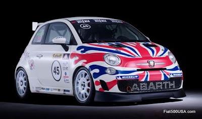 Fiat 500 Abarth Tuner TMC Motorsport