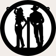 A moda country é baseada nas roupas de trabalho dos vaqueiros e pioneiros  americanos 2692267d851