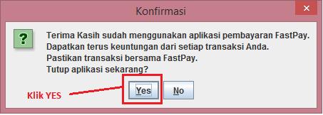 fastpay layanan terbaru