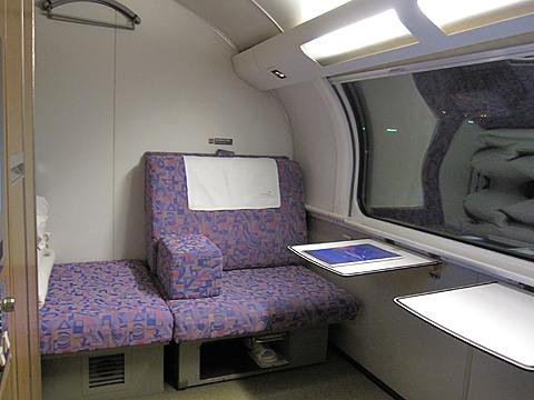 寝台特急「カシオペア」 4号車「カシオペアツイン」2階