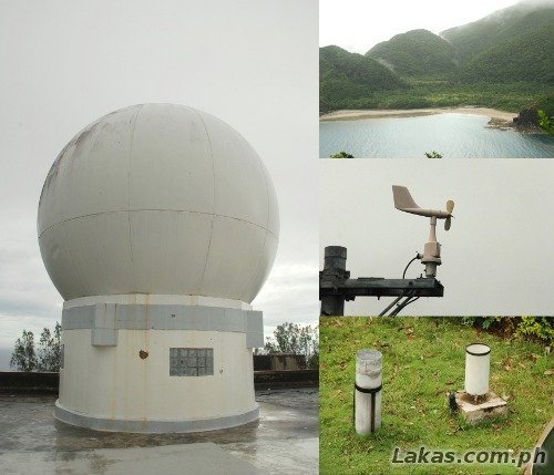 Baler's PAGASA Weather Station