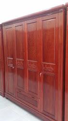 Tủ quần áo gỗ MS-191