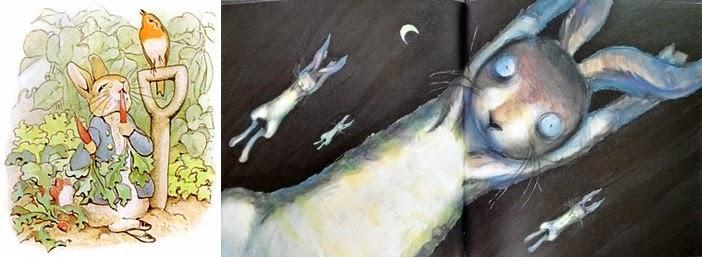 토끼들의 밤