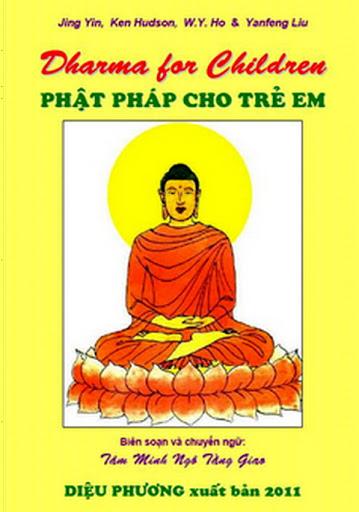 Phật Pháp cho trẻ em – Dharma for Children (song ngữ Việt-Anh)
