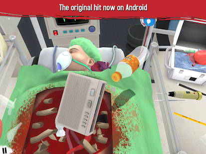Surgeon Simulator v1.1 for Android