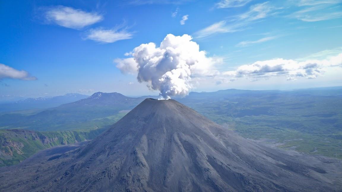 Volcanes Kamchatka