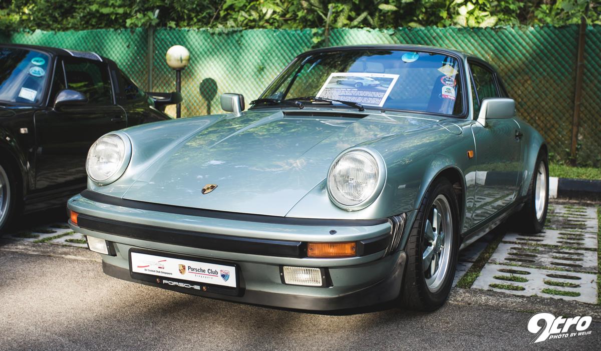Porsche ở Singapore