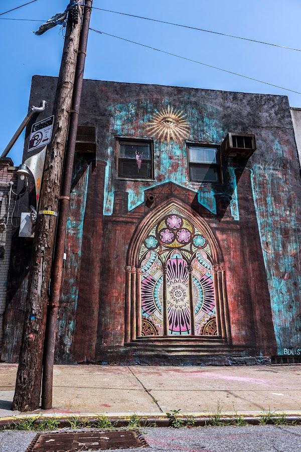 Beau Stanton street art