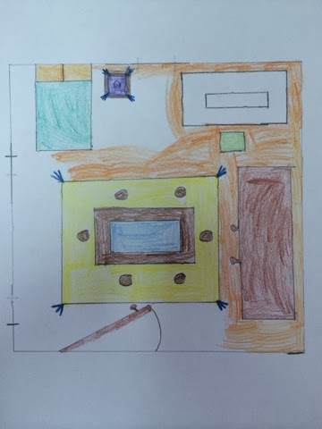 Year 5 Ict Blog Designing A New Bedroom For Hugo Using
