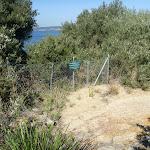 Fence near Little Congwong beach (308741)