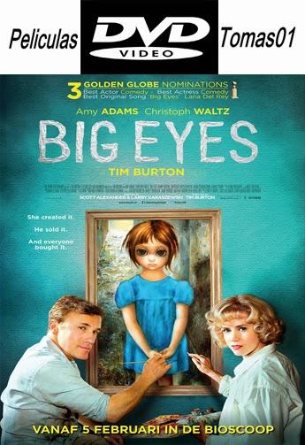 Big Eyes: Retratos de una Mentira (2014) DVDRip