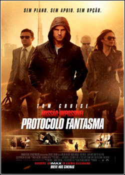 Download Missão Impossível Protocolo Fantasma Dublado BDRip 2011