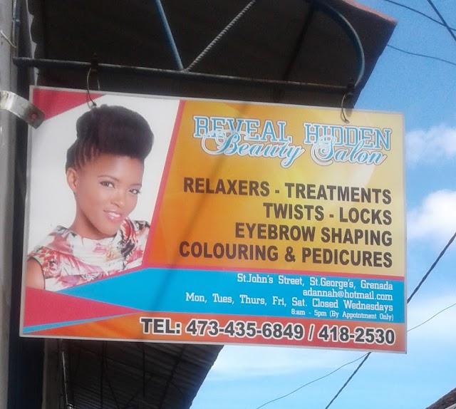 Reveal Hidden Beauty Salon
