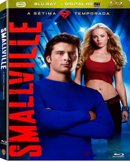 Smallville 7º Temporada (2008) Blu-Ray 720p Download Torrent Dublado
