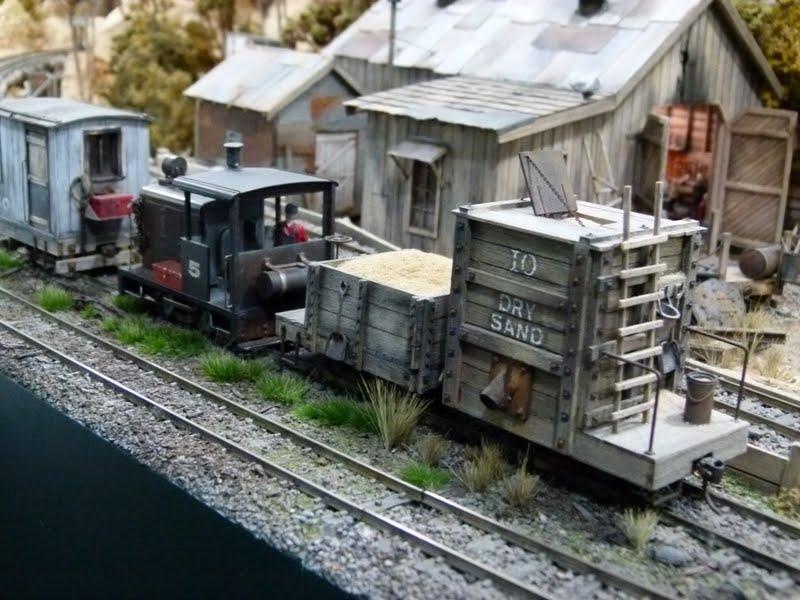 Narrow gauge modelling