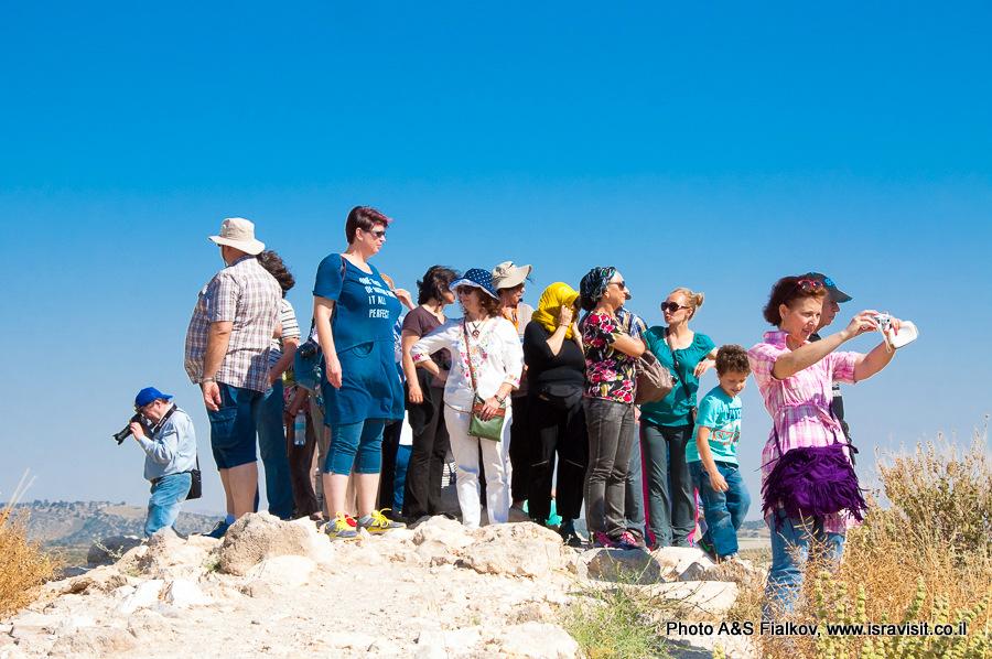 Лахиш. Экскурсия гида в Израиле Светланы Фиалковой.