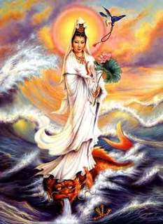 Kuan Yin The Goddess Of Compassion And Mercy Image