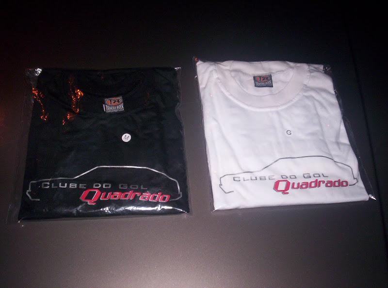 Camisa do Clube do Gol Quadrado