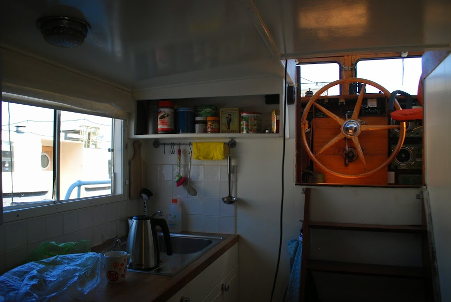 The best houseboat in Amsterdam