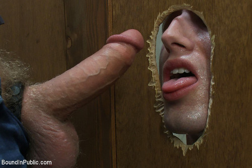 Gay glory hole video compilation
