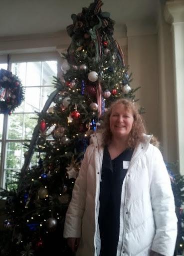 A White House Christmas. #WHHolidays #WHTravelBloggers