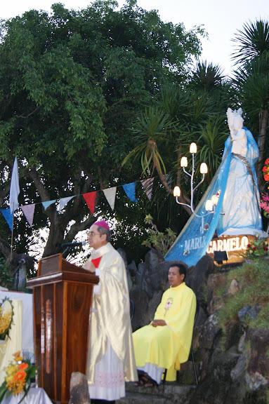 Lễ Đức Maria Carmêlô Bổn mạng Giáo xứ Đồng Hộ