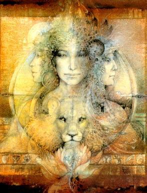 Goddess Invocation Image