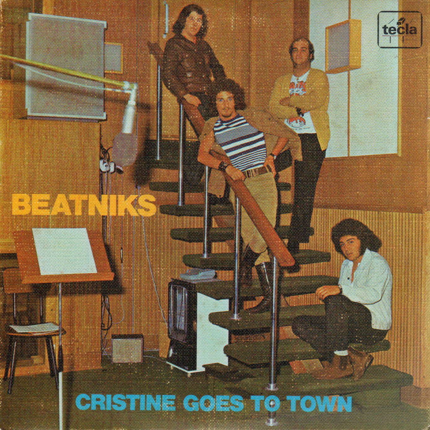 A rodar  VI Beatniks+Cristine+F031