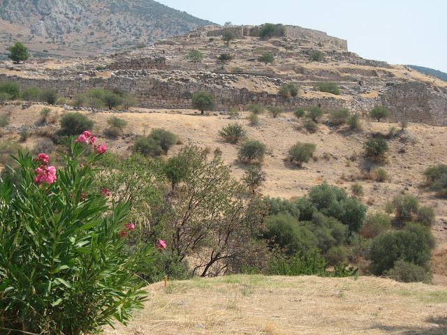 Blog de voyage-en-famille : Voyages en famille, De Mycènes à Ermioni