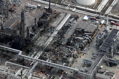 bp texas city explosion ethics Bp texas city plant explosion texas city explosion mission statement brent coon & associates has built this website to be the definitive source of information for the ongoing events stemming from the texas city explosion on march 23rd, 2005  with this timeline of major events relating to the bp texas city explosion.