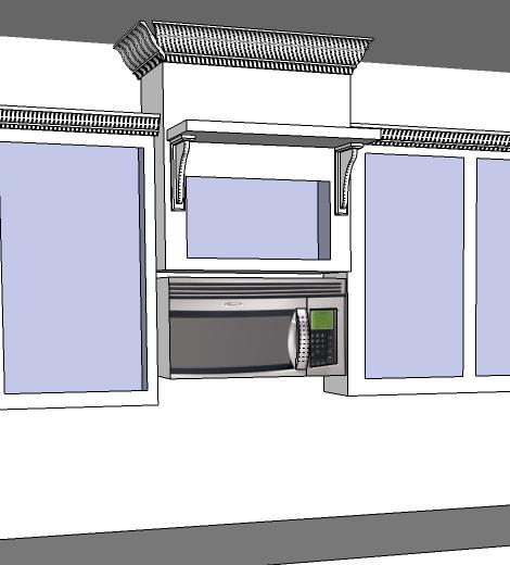 Update Refinishing Kitchen Cabinets Day 11