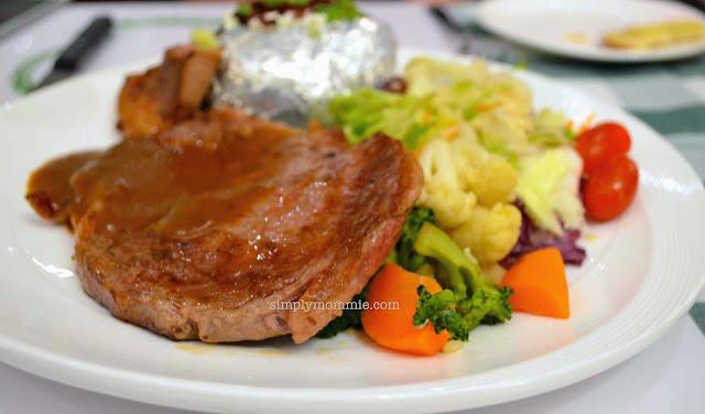 Hearty U.S. Premium Selection menu | Jacks Place