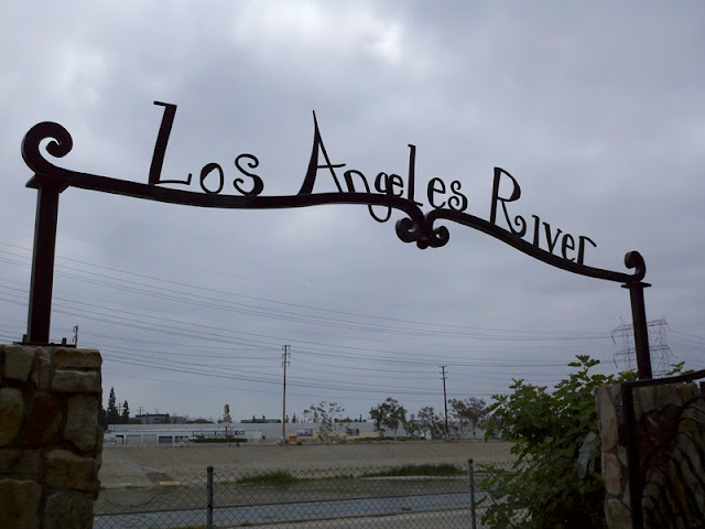 Los Angeles River Ride • Los Angeles River
