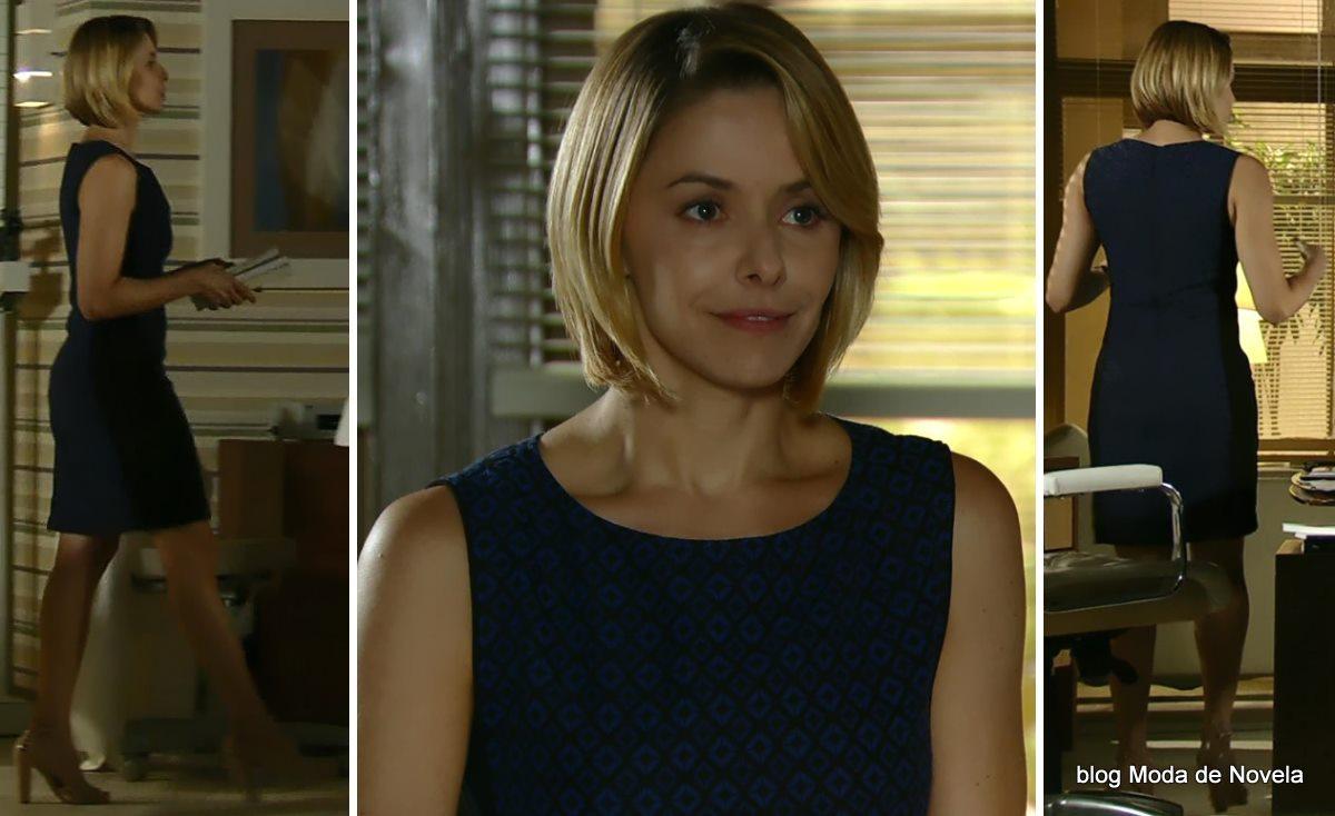 moda da novela Em Família - look da Silvia dia 3 de maio