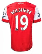 Jack Wilshare Shirt Arsenal