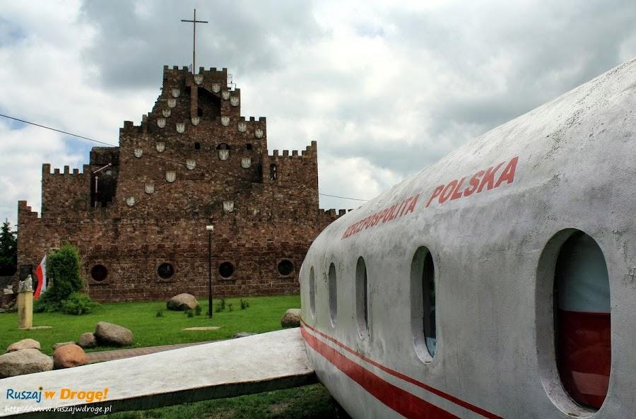 Sanktuarium Maryjne Kałków Godów - Golgota Wschodu - samolot smoleński