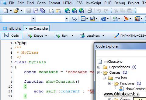 phpDesigner 8.0 Full - IDE hỗ trợ lập trình PHP chuyên nghiệp - Image 2