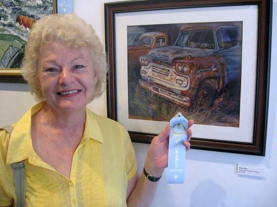 Honorable Mention: Linda Wilmes
