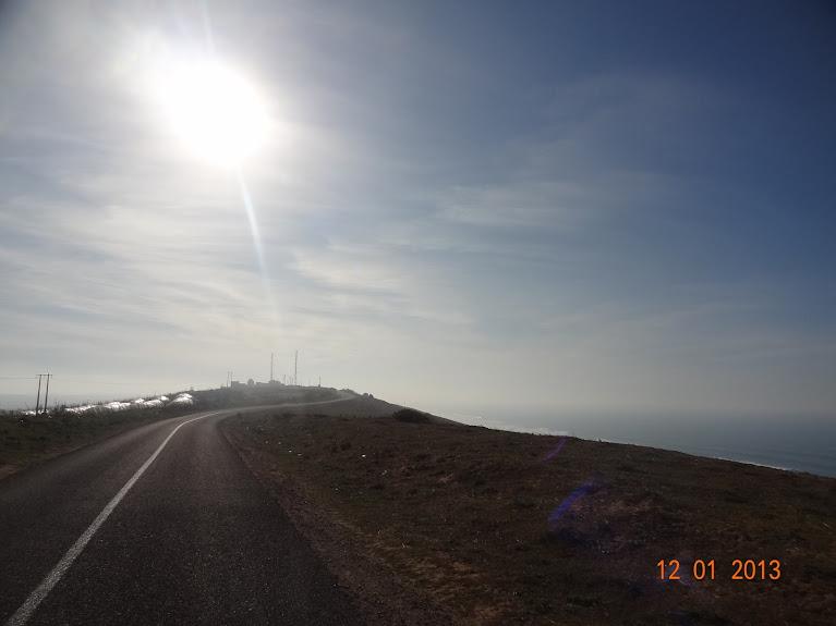Marrocos e Mauritãnia a Queimar Pneu e Gasolina - Página 2 DSC05479