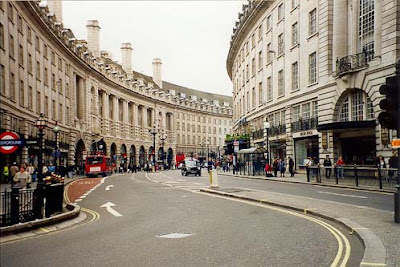 London, kota paling dikunjungi di dunia