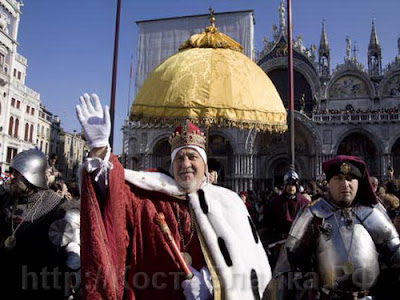 Carnevale di Venezia, Venice, Italy, карнавал в Венеции, Италия, Венеция, КостаБланка.РФ