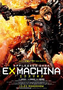 Sự Nổi Dậy Của Người Máy - Appleseed Saga: Ex Machina poster