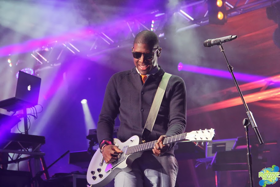 Labrinth @ Camp Bestival
