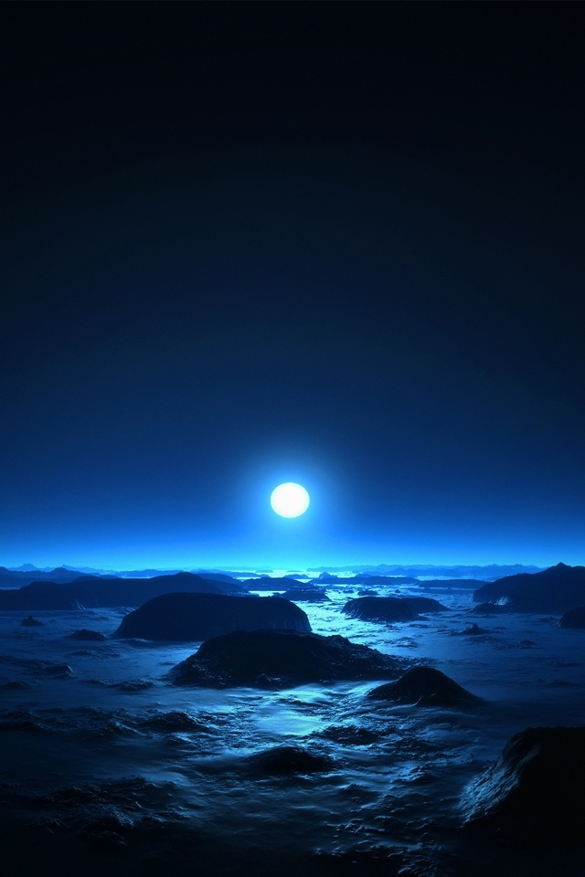 Bright Full Moon Wallpapers