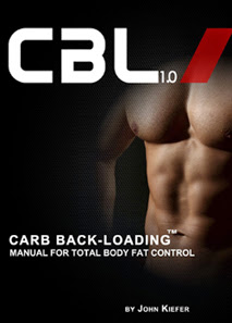 Carb Backloading Diet Plan